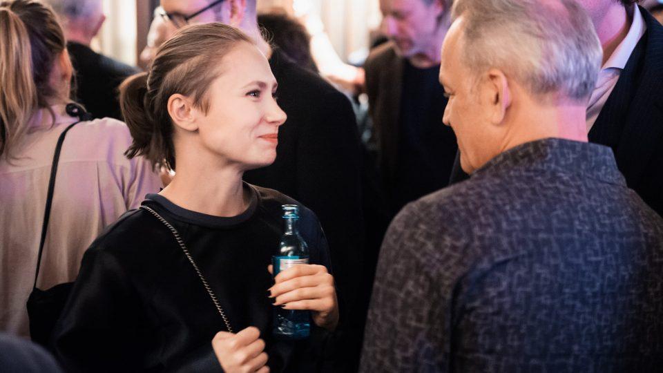 Alina Levshin / © Florian Liedel · Deutsche Filmakademie