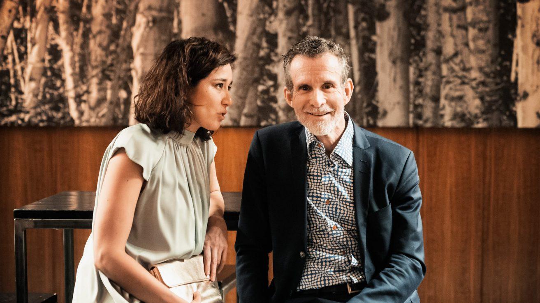 Dorka Gryllus & Ulrich Matthes / © Florian Liedel · Deutsche Filmakademie
