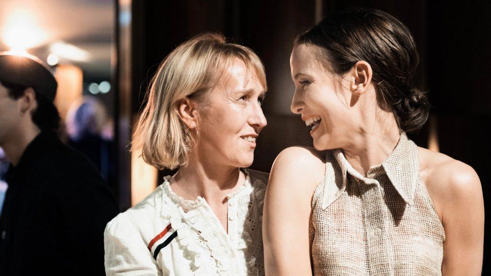 Inka Stelljes & Peri Baumeister / © Florian Liedel · Deutsche Filmakademie