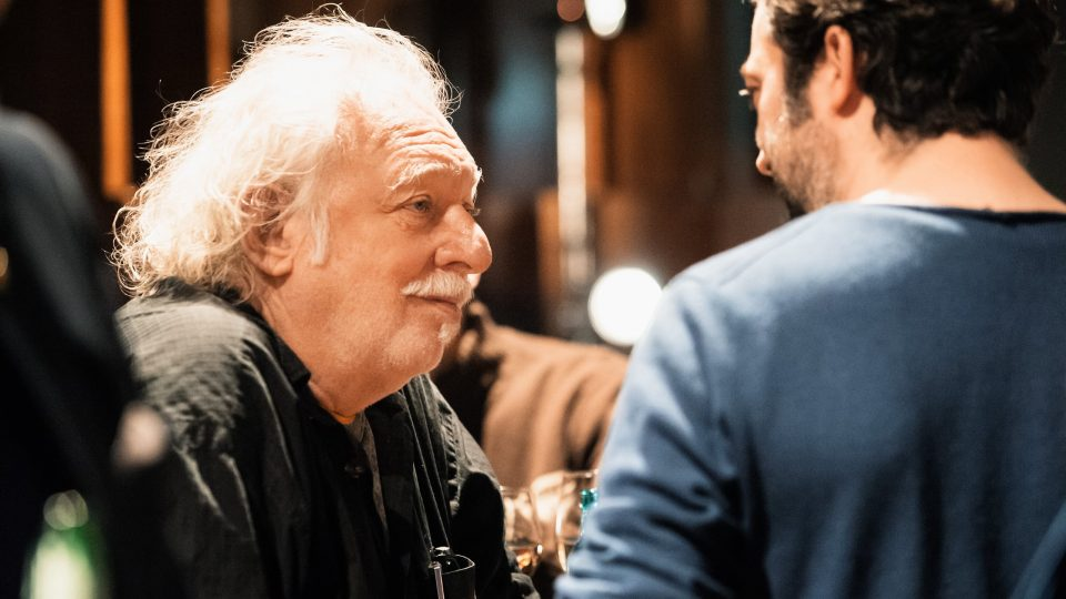 Wolfgang Becker / © Florian Liedel · Deutsche Filmakademie